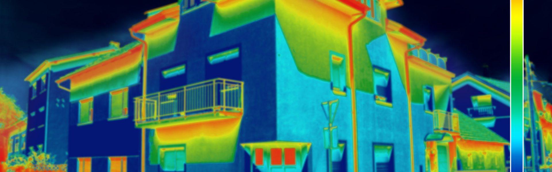 Thermoauge Wasserschadensanierung & Gebäudethermographie